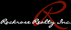 Rockrose Realty Inc. Sticky Logo